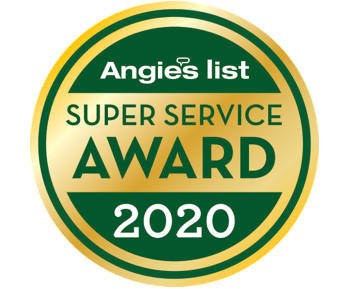Angie's List 2020 Award Winner