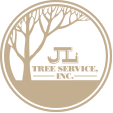 Logo for JL Tree Service